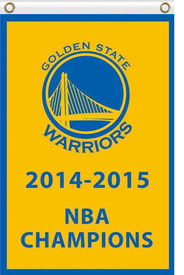 Golden State Warriors champions all styles flags 90x150cm