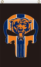 Load image into Gallery viewer, Chicago Bears Digital Printing Flag 3ftx5ft