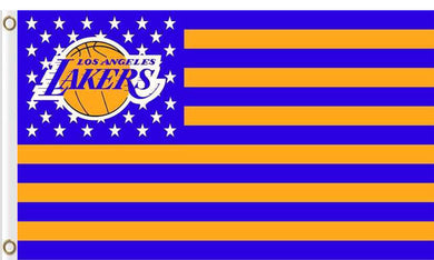 Los Angeles Lakers flags 90x150cm