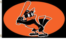 Load image into Gallery viewer, Baltimore Orioles Baseball Club flag 3ftx5ft