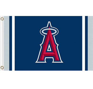 Los Angeles Angels custom flag 3ftx5ft