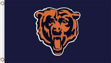 Chicago Bears National Football Team Flags 3ftx5ft