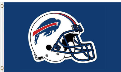 Buffalo Bills Flag 3ftx5ft