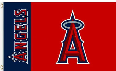 Los Angeles Angels Flag 3x5FT