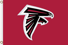 Load image into Gallery viewer, Atlanta Falcons Flag 3x5FT