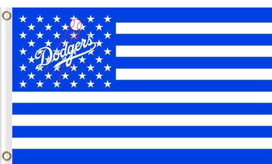 Los Angeles Dodgers flags 90x150cm