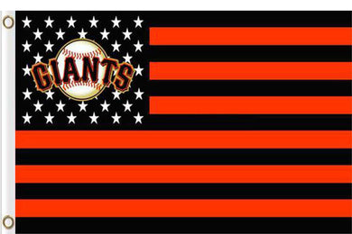 San Francisco Giants logo Flag 3x5 FT