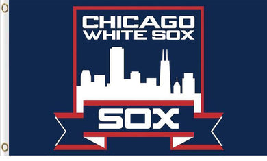 Chicago White Sox Team flag 3ftx5ft