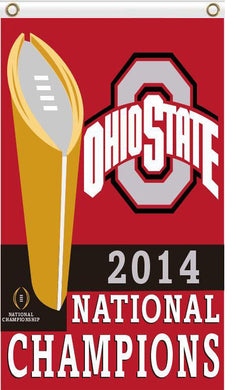 Ohio State Buckeyes 2014 Champion Digital