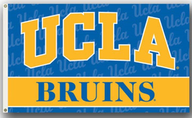 UCLA Bruins Banner University of California Los Angeles Flag 3*5ft