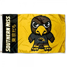 Load image into Gallery viewer, Southern Mississippi Eagles Flag 3ftx5ft
