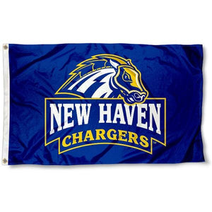 New Haven Chargers Flag 3ftx5ft