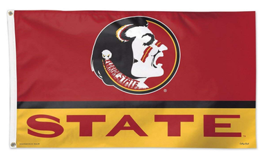 Florida State Seminoles Deluxe Banner Flag 3ft*5ft