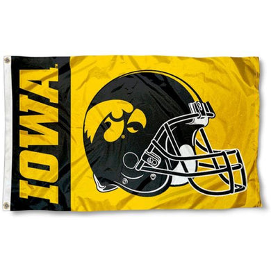 Iowa Hawkeyes Hand Flags 3*5ft