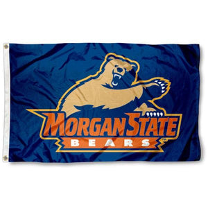 Morgan State Bears Flag 90*150 CM