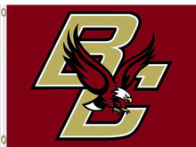 Load image into Gallery viewer, Boston College Eagles Hand Flag 3*5ft