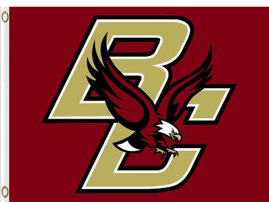 Boston College Eagles Hand Flag 3*5ft
