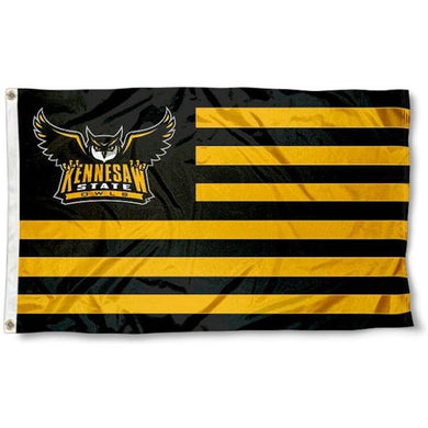 Kennesaw State Owls Flag 3*5ft Club