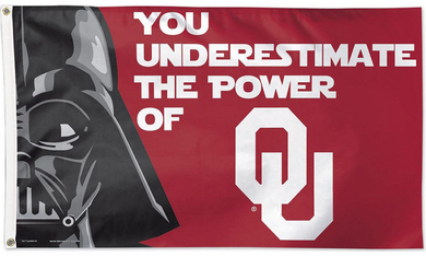 Oklahoma Sooners Star Wars Banner Flags 3*5ft