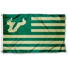 Load image into Gallery viewer, South Florida Bulls Flag 3*5ft