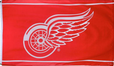 Detroit Red Wings Flag National Hockey League 3ft x 5ft