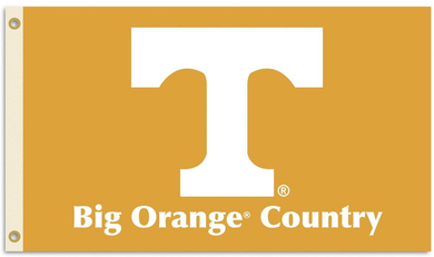 Tennessee Volunteers Big Orange Country Banner Flag 3*5ft