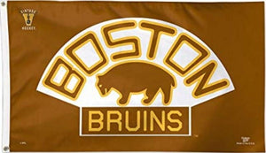 Boston Bruins Deluxe Flag 3x5 ft