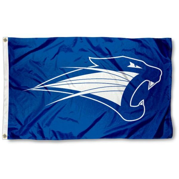Saint Francis Cougars Flag 3ftx5ft
