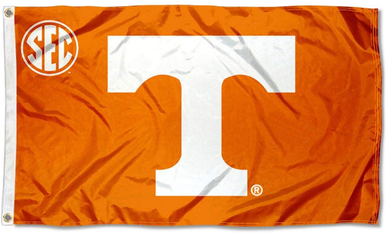 Tennessee Volunteers Sec Banner Flag 3*5ft