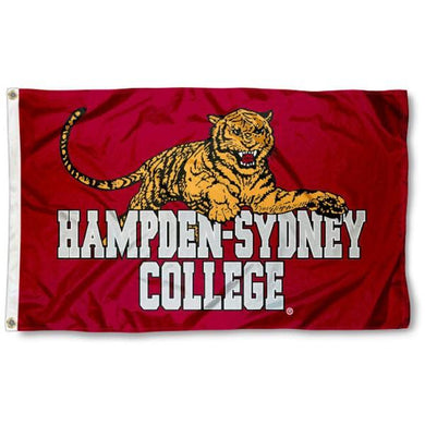 Hampden Sydney Tigers Flags Banners 3*5ft
