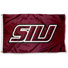 Load image into Gallery viewer, Southern Illinois Salukies Flag 3*5ft