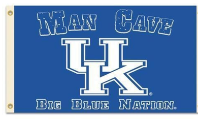 Kentucky Wildcats Man Cave Banner Flag 3*5ft