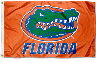 Florida Gators Flag University Large College Orange Banner 3*5ft