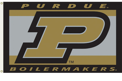 Purdue Boilermakers Football Banner Flag 3*5ft
