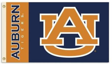 Auburn Tigers University College Banner Flag 3*5ft