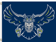 Load image into Gallery viewer, Rice Owls Hand Flag 3*5ft