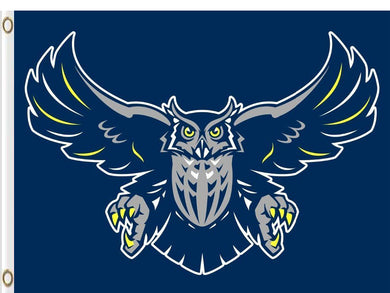 Rice Owls Hand Flag 3*5ft