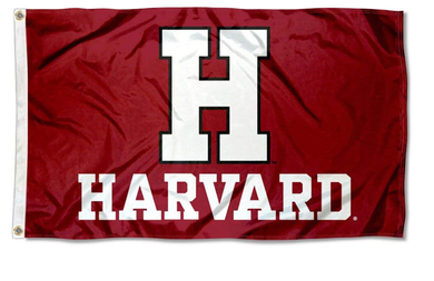 Harvard Crimson Athletic Logo Flags Banners 3*5ft