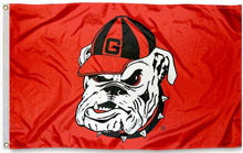 Load image into Gallery viewer, University of Gonzaga Bulldogs Flag 3x5ft