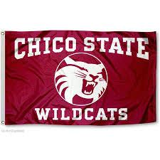 Chico Wildcats Flag 3x5ft