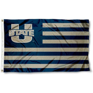 Utah State Aggies sports team flag 3*5ft