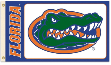 University of Florida Gators Logo Banner Flag 3*5ft