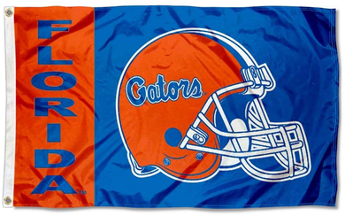 Florida Gators Football Helmet Sports Banner Flag 3*5ft