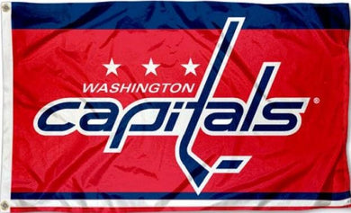 3x5 FT Washington Capitals Flag