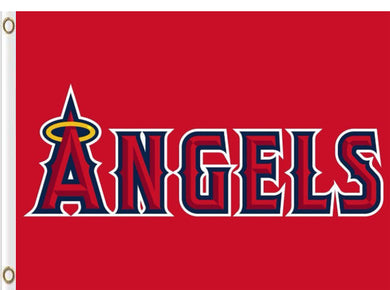 Los Angeles Angels of Anaheim Flag 3x5ft