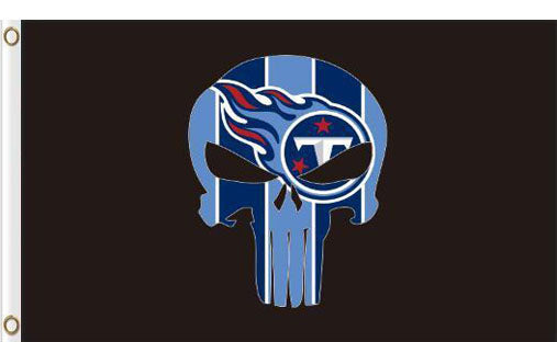 Tennessee Titans Flag Digital Printing 3ftx5ft