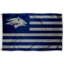 Load image into Gallery viewer, Nevada Wolf Pack Flag 3ftx5ft