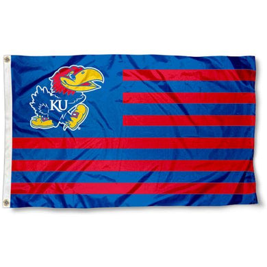 Kansas Jayhawks Hand Flag 3*5ft Club Basketball