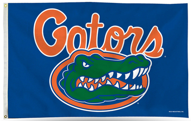 Florida Gators Logo Sport Banner Flag 3x5ft