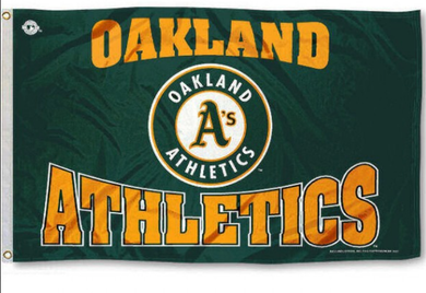 Oakland Athletics Sport Banner flag 3ftx5ft